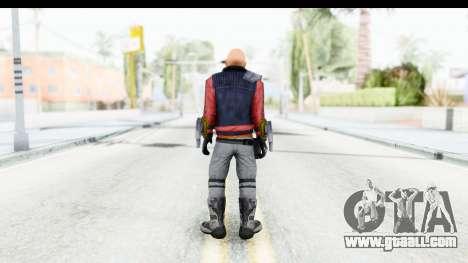Deadshot (Will Smith) for GTA San Andreas third screenshot