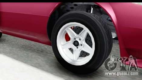 GTA 5 Lampadati Tropos Rallye No Headlights for GTA San Andreas back view