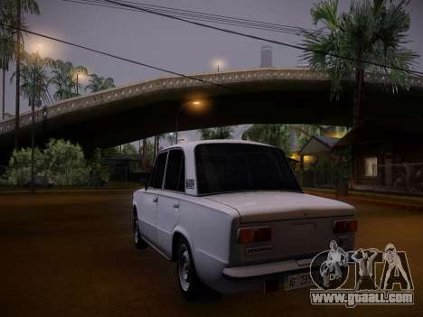 VAZ 21013 for GTA San Andreas left view