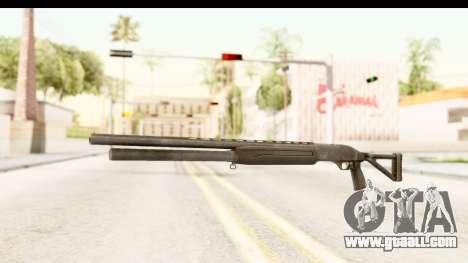 MP-153 for GTA San Andreas