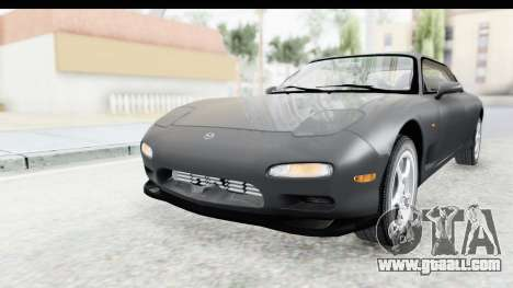 Mazda RX-7 4-doors Fastback for GTA San Andreas