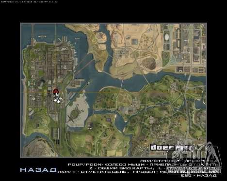 New garage Armenia for GTA San Andreas ninth screenshot
