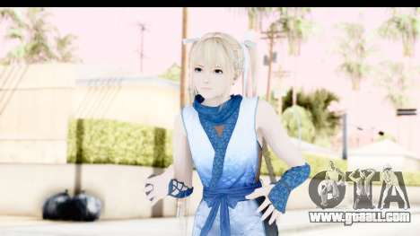 DoA 5: LR - Marie Rose Ninja for GTA San Andreas