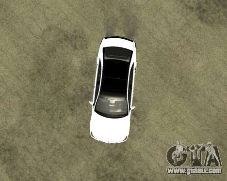 Mercedes-Benz E250 Armenian for GTA San Andreas side view