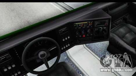 GTA 5 MTL Dune for GTA San Andreas inner view