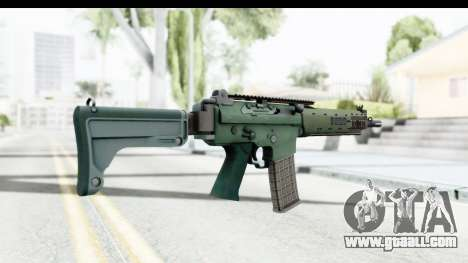 AK5C for GTA San Andreas second screenshot