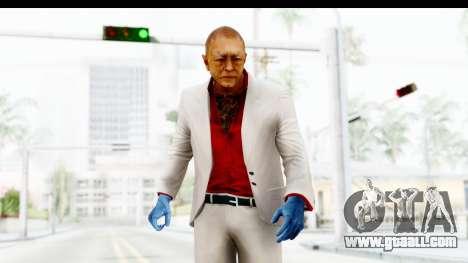 Payday 2 - Jiro for GTA San Andreas