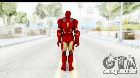 Marvel Heroes - Iron Man Mk7 for GTA San Andreas third screenshot