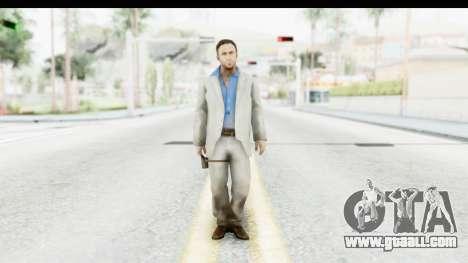 Left 4 Dead 2 - Nick for GTA San Andreas second screenshot