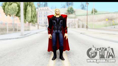 Marvel Heroes - Thor (The Avengers) for GTA San Andreas second screenshot