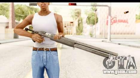 MP-153 for GTA San Andreas third screenshot