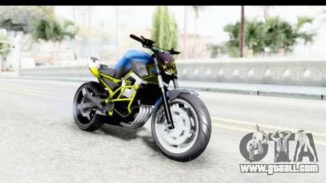 Yamaha Cage Sic for GTA San Andreas