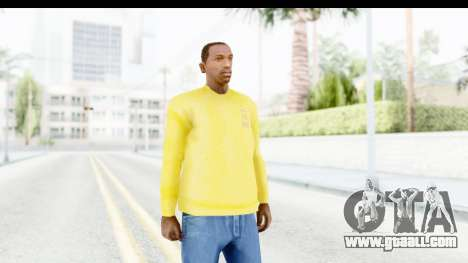 I Feel Like Kobe Sweatshirt for GTA San Andreas