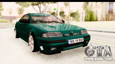 Rover 220 for GTA San Andreas