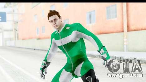 GTA 5 DLC Cunning Stunts Skin for GTA San Andreas