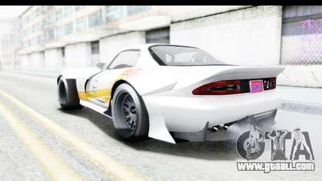GTA 5 Bravado Banshee 900R Carbon Mip Map for GTA San Andreas side view