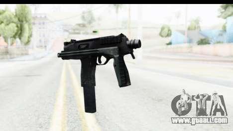 Brügger & Thomet MP9 for GTA San Andreas