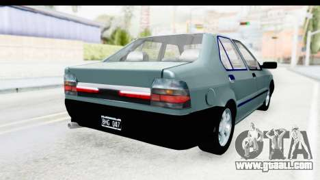 Renault 19 RE for GTA San Andreas back left view