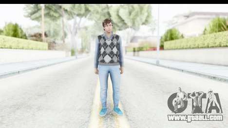 GTA 5 DLC Finance and Felony Skin for GTA San Andreas second screenshot