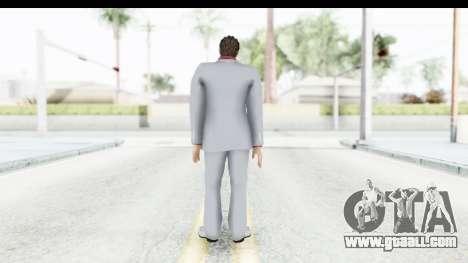 Yakuza 5 Kazuma Kiryu for GTA San Andreas third screenshot