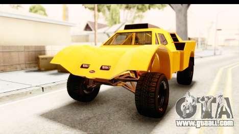 GTA 5 Desert Raid IVF PJ for GTA San Andreas