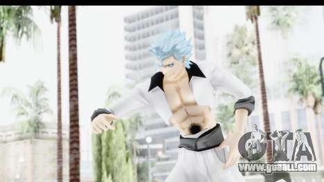 Bleach - Grimmjow for GTA San Andreas
