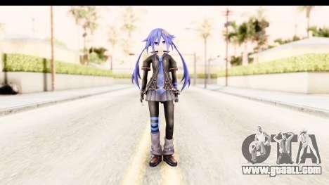 Ankokuboshi Kurome for GTA San Andreas second screenshot