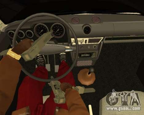 VAZ 2106 Armenian for GTA San Andreas right view