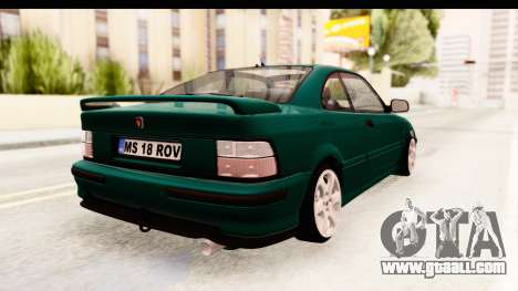 Rover 220 for GTA San Andreas left view