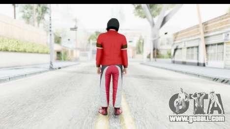 GTA 5 Online Cunning Stunts Skin 5 for GTA San Andreas third screenshot