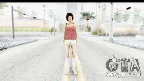 Sandra SD for GTA San Andreas second screenshot