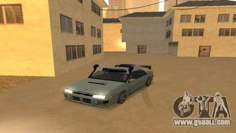 Super Sultan for GTA San Andreas right view