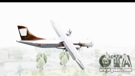 ATR 72-500 ConViasa for GTA San Andreas left view