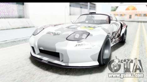 GTA 5 Bravado Banshee 900R Carbon Mip Map for GTA San Andreas wheels