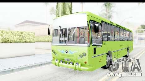 Bus La Favorita Ecotrans for GTA San Andreas
