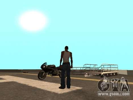 Cars spawn for GTA San Andreas third screenshot