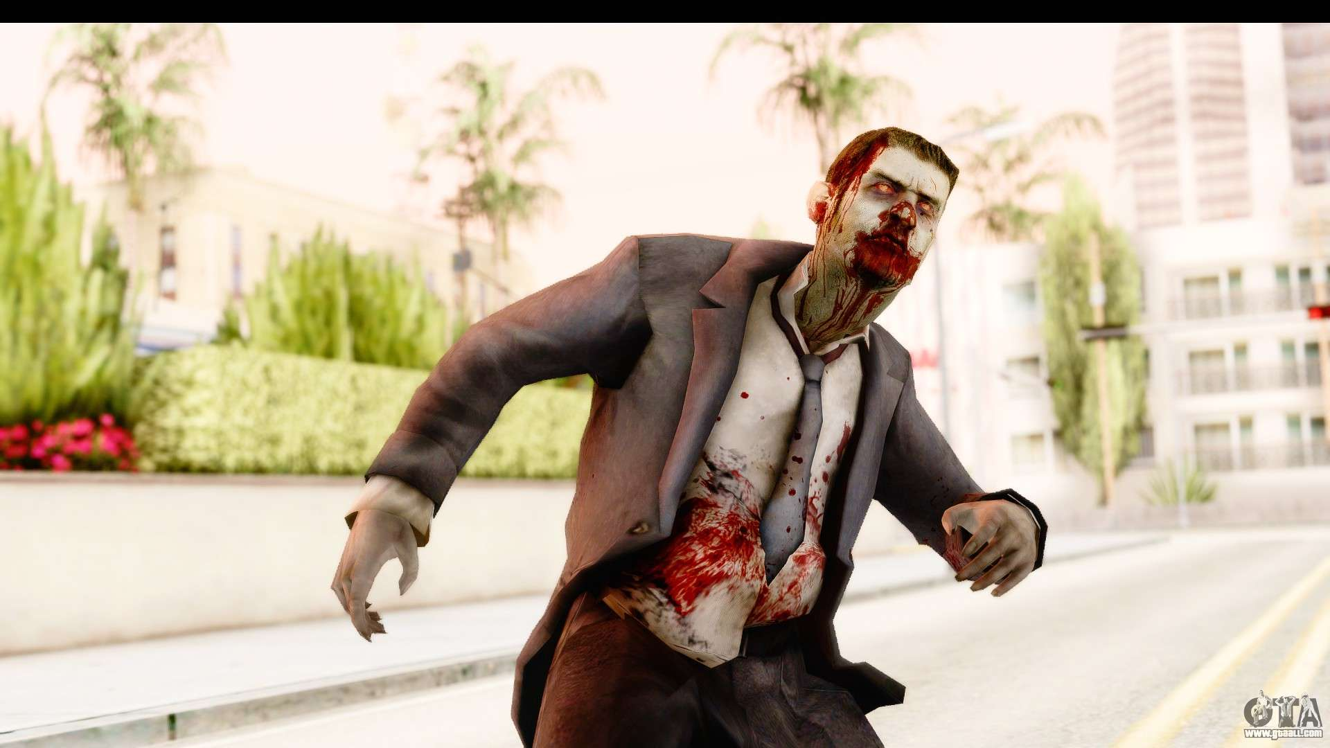 zombie hands left - photo #43