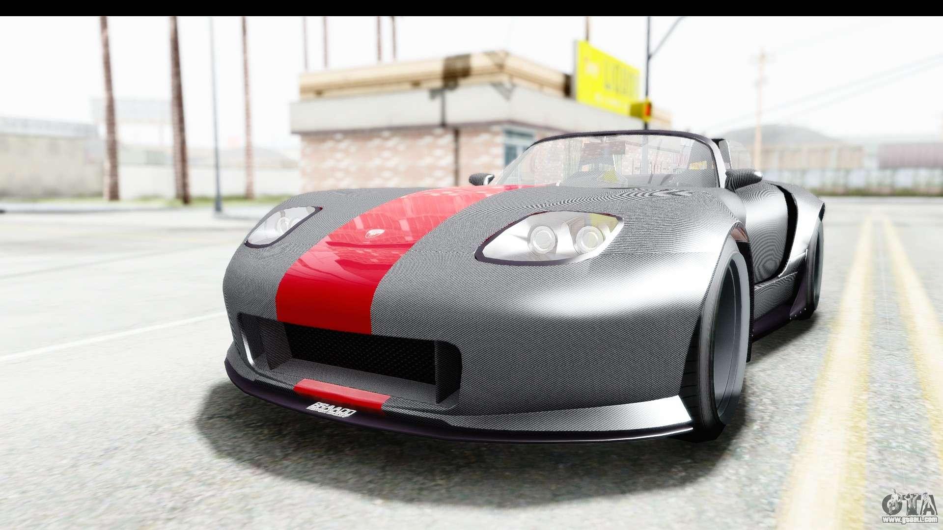 new lifestyle big sale good quality GTA 5 Bravado Banshee 900R Carbon Mip Map for GTA San Andreas