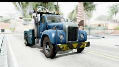 Mack B-61 1953 Towtruck v1