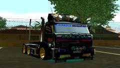 KamAZ 65115 TURBO DIESEL for GTA San Andreas