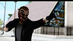 Payday 2 - Bodhi with Mask for GTA San Andreas
