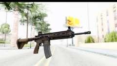 Heckler & Koch HK416 for GTA San Andreas