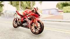 Honda CBR250RR for GTA San Andreas