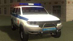 UAZ Patriot of the Police v1