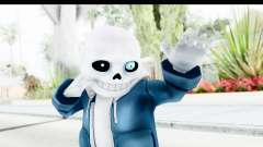 Sans The Skeleton Undertale