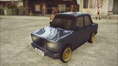 VAZ 2107 Black Jack for GTA San Andreas
