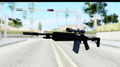 GTA 5 Vom Feuer Marksman Rifle for GTA San Andreas