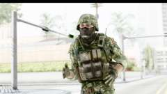 Croatian Soldier