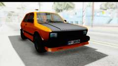 Zastava Yugo Koral 55 Race for GTA San Andreas