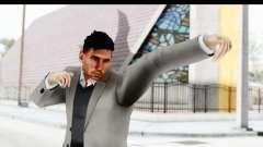 Messi Formal